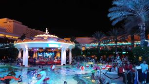 Nightswim XS Nightclub Las Vegas USA