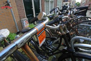 Jordaan-Viertel Amsterdam Niederlande Holland