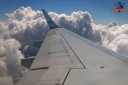 KLM Flugzeug Stuttgart Schipol-Airport Amsterdam Holland Niederlande