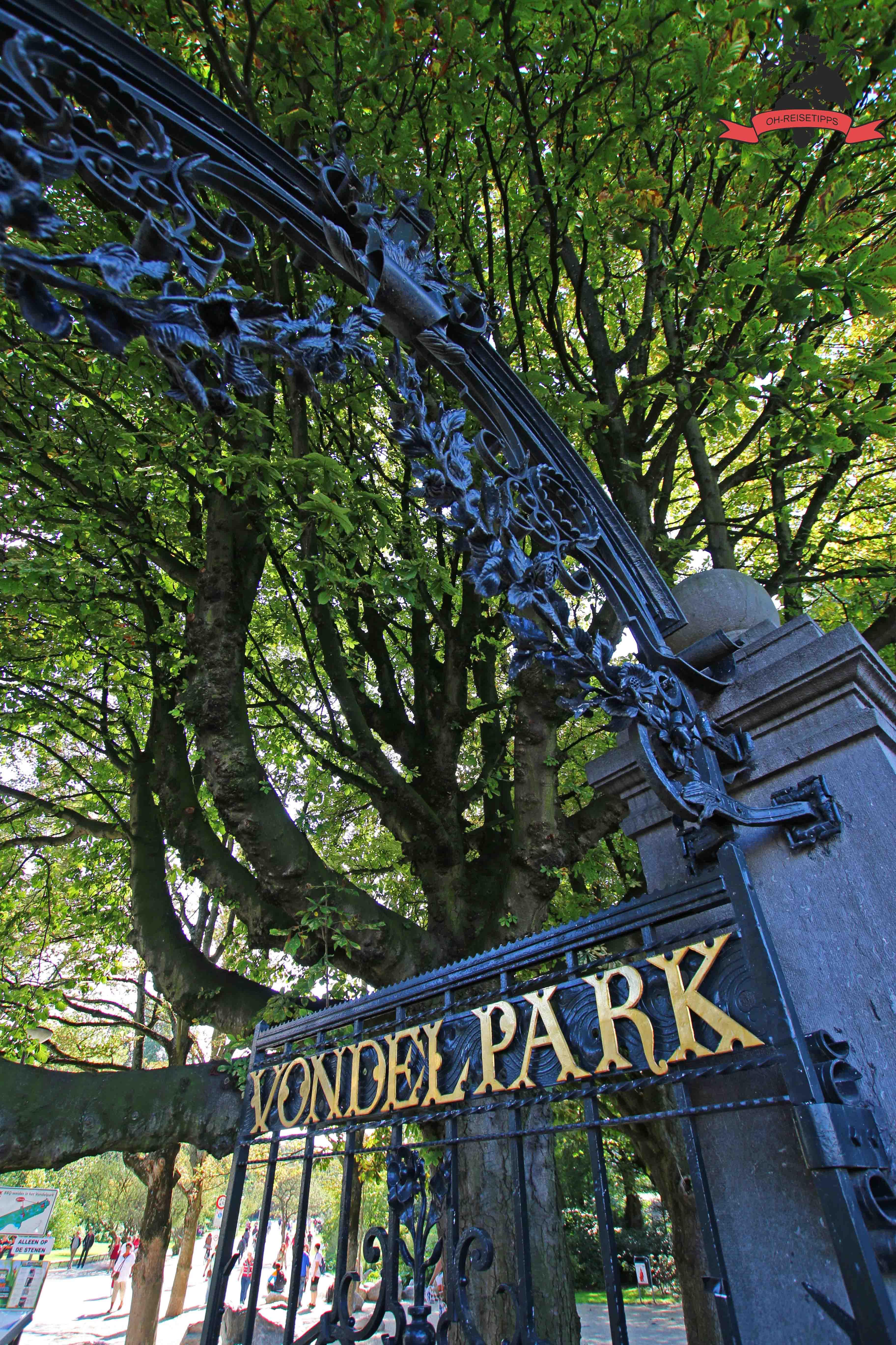 niederlande-amsterdam-vondelpark