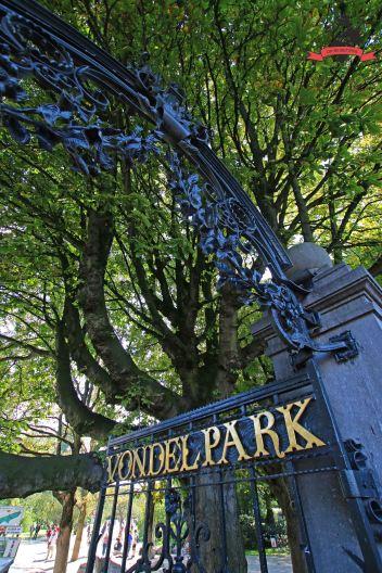 Vondelpark Amsterdam Holland Niederlande