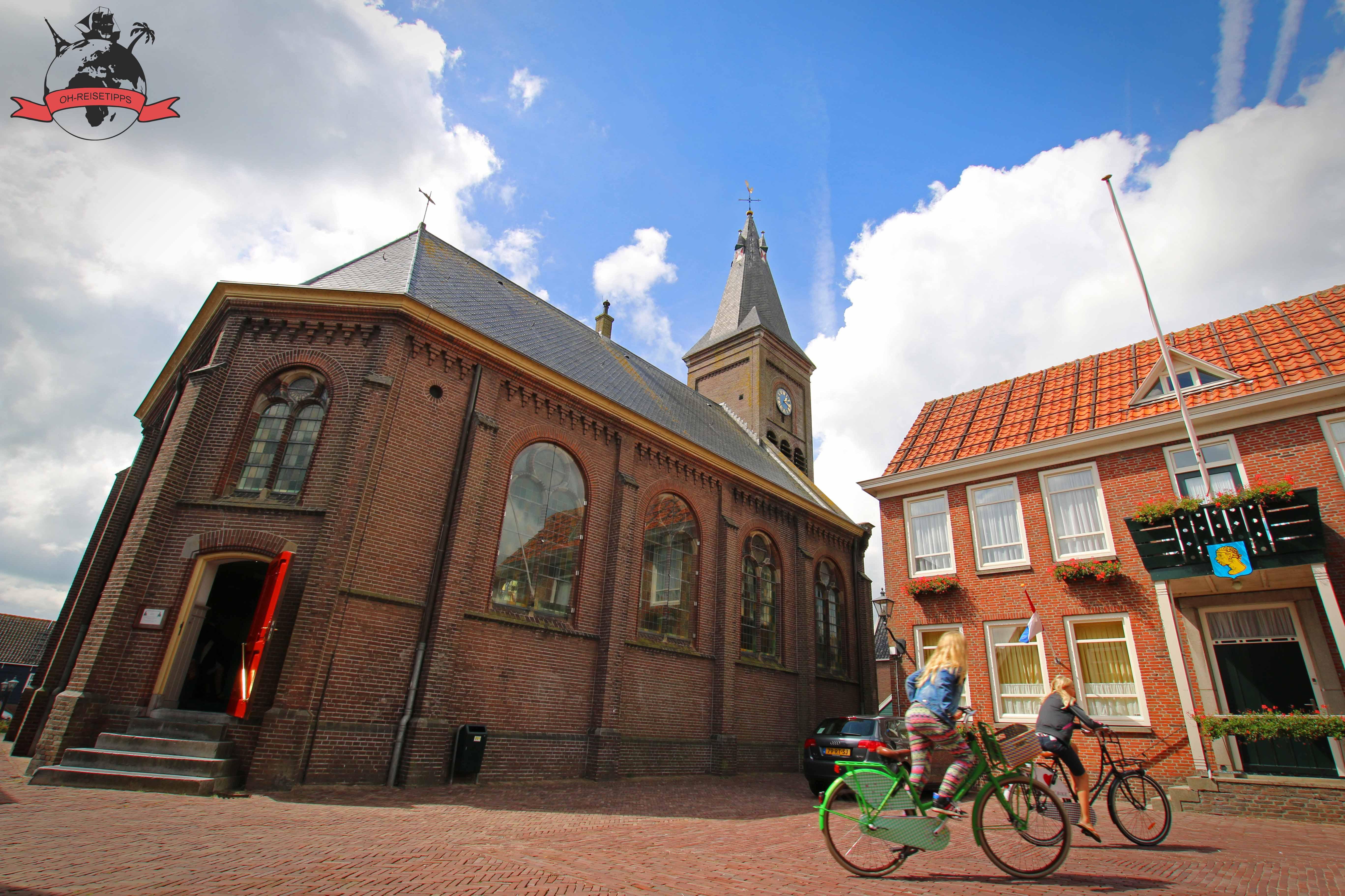 niederlande-marken-kirche