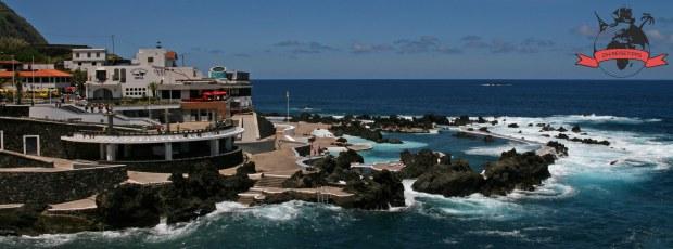 Meerwasserschwimmbad Porto Moniz Madeira