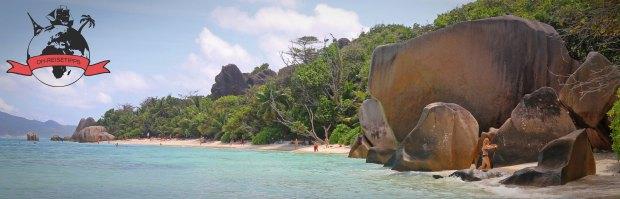 Anse Source d'Argent Seychellen Insel La Digue Strand