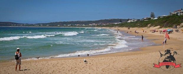 Robberg Beach Südafrika Plettenberg Bay Strand