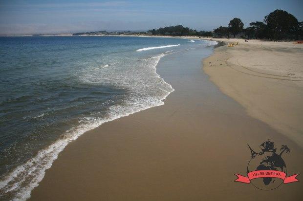 Monterey State Beach Kalifornien USA Strand