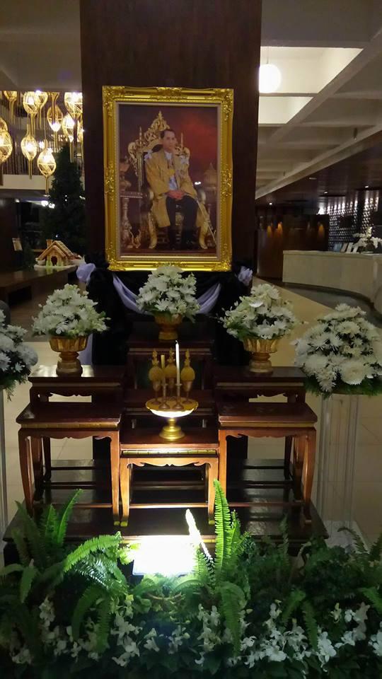 Die Trauer um König Bhumipol ist in Thailand groß. Foto: privat