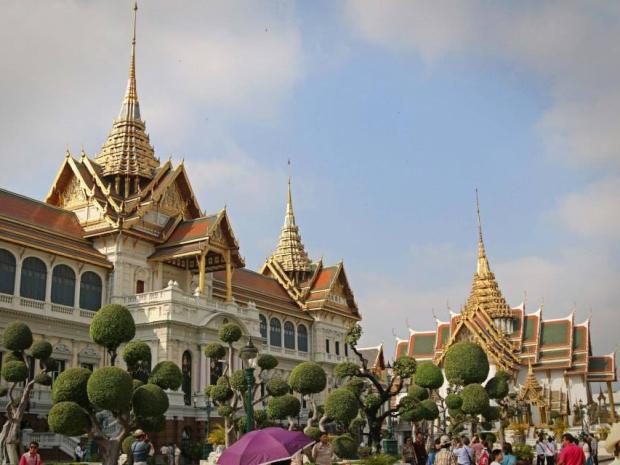 Königspalast in Bangkok. Foto: Oliver Heider