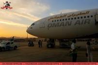 Eine günstige Alternative für einen Flug nach Dubai, mit Zwischenlandung in Muscat, ist Oman Air. Foto: Oliver Heider