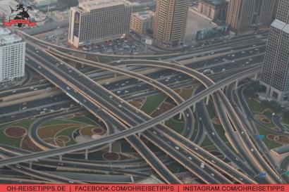 Ein günstiges und flexibles Transportmittel ist in Dubai das Taxi. Foto: Oliver Heider