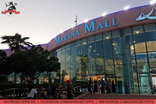Marina Mall in Abu Dhabi. Foto: Oliver Heider