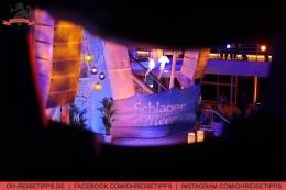 """Die TV-Sendung """"Schlager & Meer"""" mit Beatrice Egli wurde an Bord der Mein Schiff 3 aufgezeichnet. Foto: Oliver Heider"""