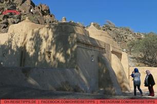 Die Al-Badiyah-Moschee nahe Khor Fakkan. Foto: Oliver Heider
