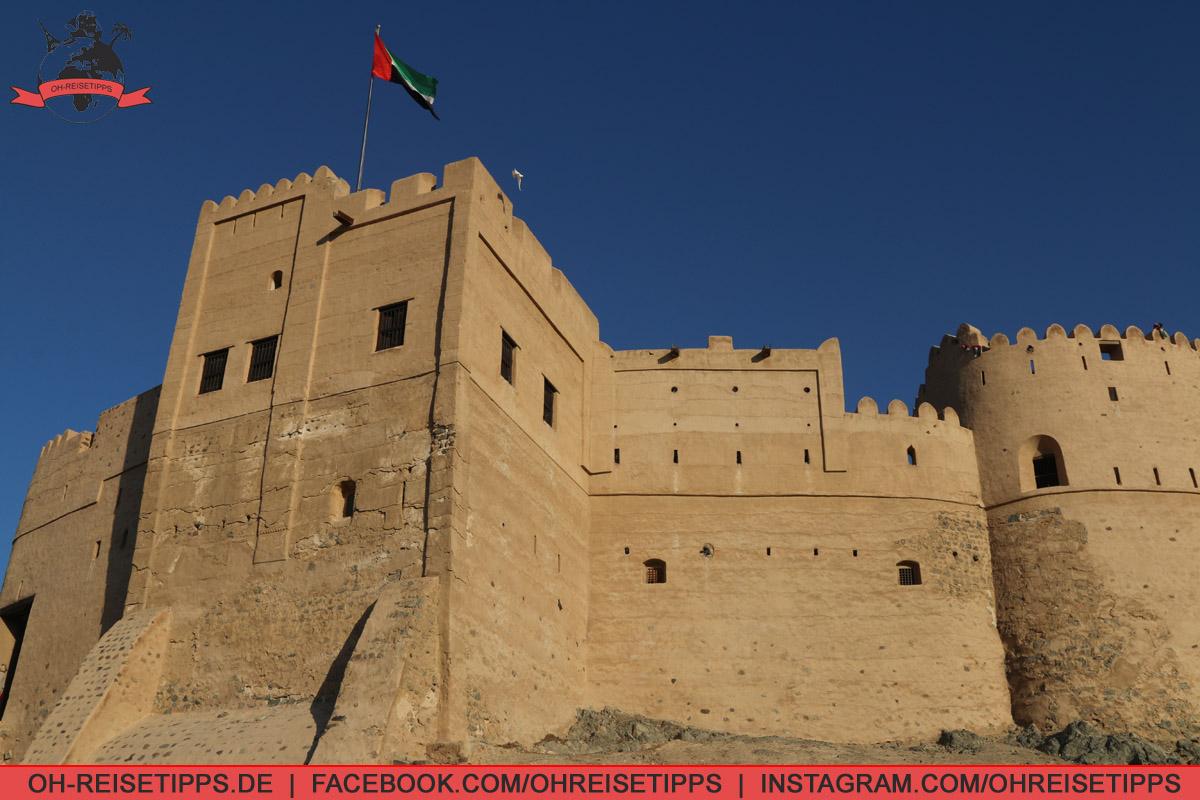 khorfakkan-fujairah-fort