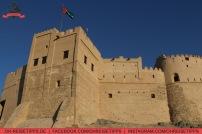 Das Fujairah Fort in den Vereinigten Arabischen Emiraten. Foto: Oliver Heider
