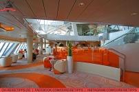 Café Lounge auf Mein Schiff 3. Foto: Oliver Heider