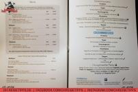 """Die Speisekarte im Restaurant """"Atlantik mediterran"""" auf Mein Schiff 3 von Tui Cruises. Foto: Oliver Heider"""