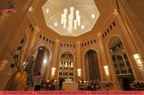 Das Ritz-Carlton-Hotel nahe Muscat. Foto: Oliver Heider