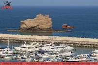 Eine kleine Marina nahe Muscat. Foto: Oliver Heider
