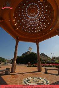 Der größte Weihrauchkessel der Welt in Muscat. Foto: Oliver Heider