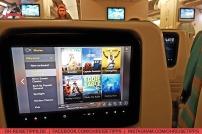 Mit Oman Air von Frankfurt via Muscat nach Dubai. Foto: Oliver Heider