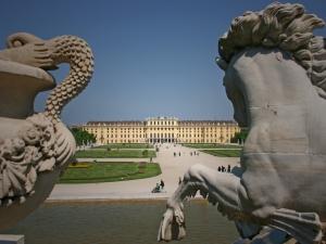Schloss Schönbrunn - eines der Highlights in Wien. Foto: Oliver Heider