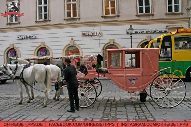 Wien-Kutschfahrt