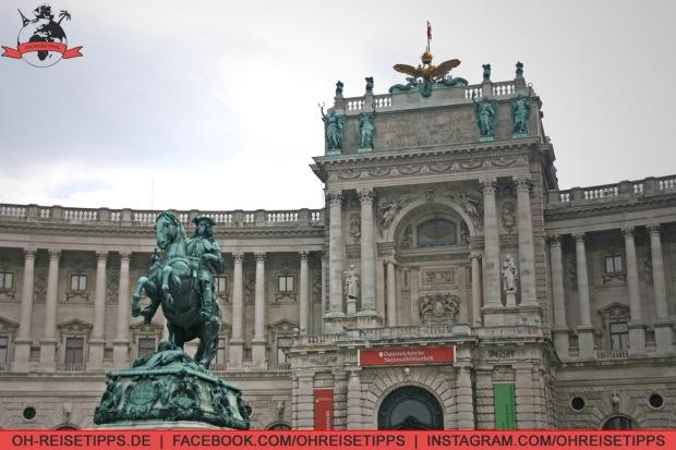 Österreichische Nationalbibliothek. Foto: Oliver Heider
