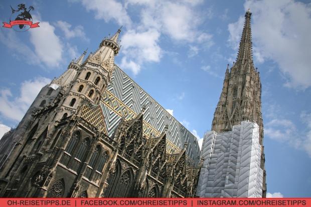 Stephansdom in Wien. Foto: Oliver Heider